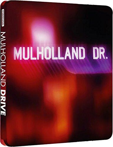 Mulholland Drive Blu-Ray Steelbook Zavvi Exclusive (Region B) #/2000