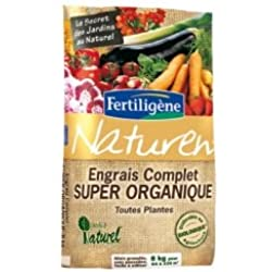 Naturen-Abono completo Orgánico - 8kg