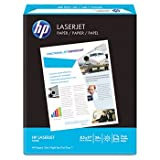 New-HP 112400 - LaserJet Paper, 98 Brightness, 24lb, 8-1/2 x 11, Ultra Whit ....