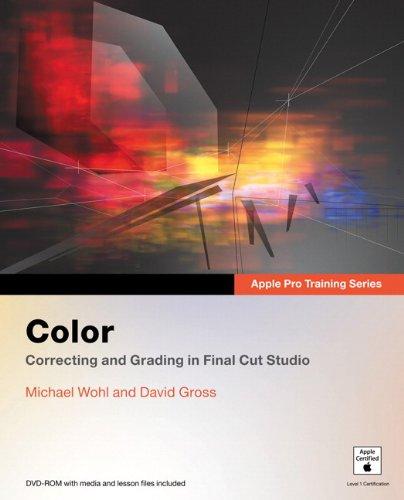 Apple Pro Training Series: Color