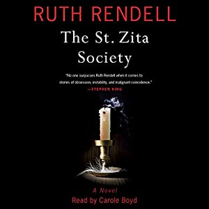 The St. Zita Society | [Ruth Rendell]