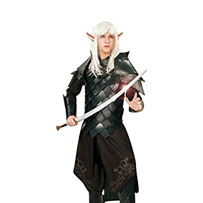 Armor Venue: LOTR and Fantasy Green Elven Battle Armour - Leather
