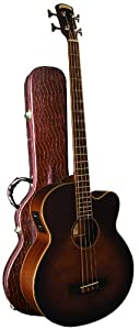 Morgan Monroe Creekside MVAB-500/C 4-String Acoustic-Electric Bass Guitar