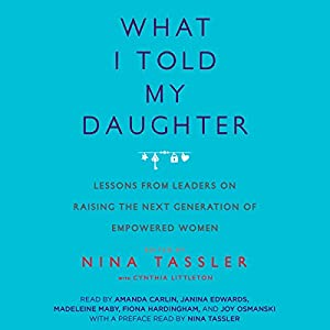 What I Told My Daughter Audiobook