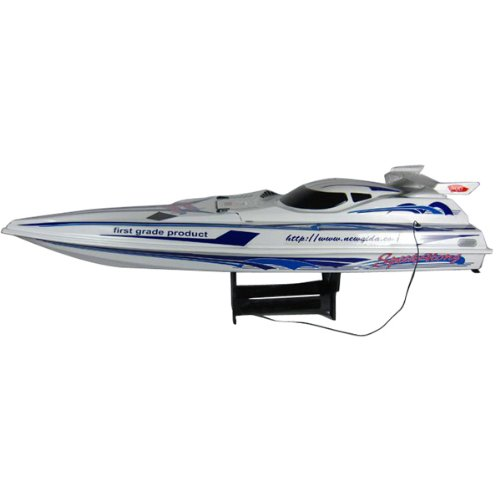 Big Bargain NO.757T-6011 1:16 RC Remote Control Racing Boat