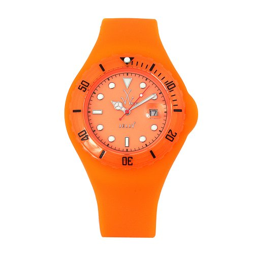 Toy Watch Unisex JYD03OR Disco Jelly Watch