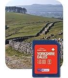 Satmap National Park 1:25000/1:50000 Yorkshire Dales