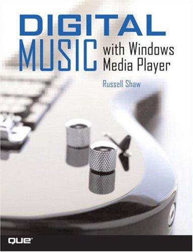 Digital Music with Windows Media Player