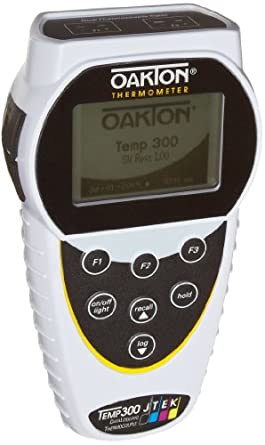 Oakton WD-35427-50 Temp 300 Data logging Thermocouple Thermometer