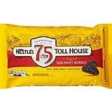 Nestle Nestlé Chocolate Morsels 72 Oz (Pack Of 2)