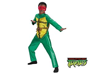 Disfraz de Tortuga Ninja