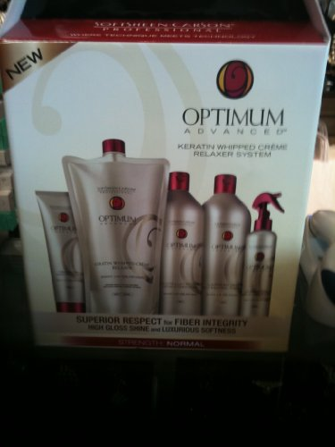 Optimum Advanced Keratin Whipped Crème Relaxer - Normal