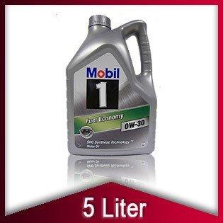 Motoröl Mobil 1 Fuel Economy 0W-30, 5l