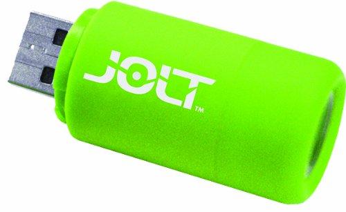 Ultimate Survival Technologies Jolt Usb Rechargeable Mini Light, Lime