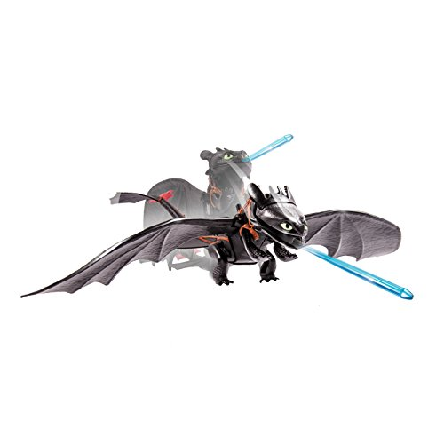 How to Train Your Dragon 2 Defenders of Berk Action Dragon Toothless (Lunge Attack) - 1