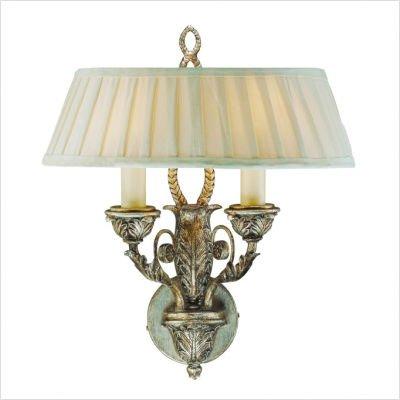 Savoy House Europe SE-9-0103-2-176 Applique 2 Ampoules 60 W E14