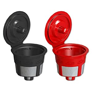 Solofill Reusable K-Cups For Keurig K-Cup Brewers