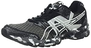 ASICS Men's GEL-Noosa Tri 8 Running Shoe,Storm/Lightning/Black,10.5 M US