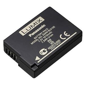 Panasonic DMW-BLD10E Batterie rechargeable pour Série Lumix GF2