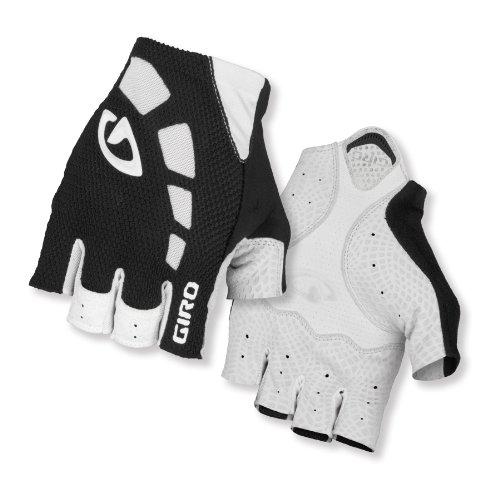Giro 2028193 - Guanti da ciclismo unisex adulto, colore: nero nero/bianco