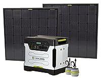 Extreme Solar Generator Kit with 1250-Wa...