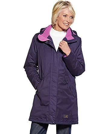 Ladies Waterproof Jacket Coat