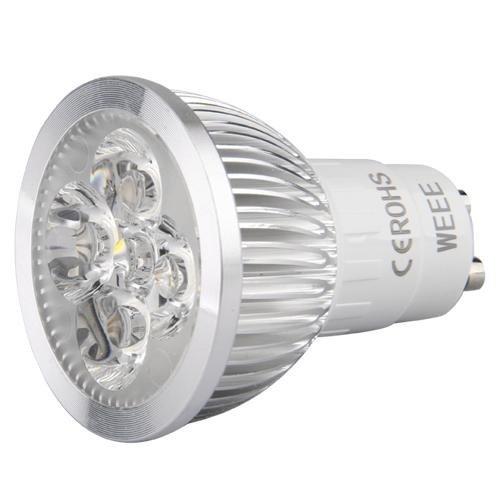 TOOGOO (R) Projektor Lampe GU10 LED Lampe 3500K Spotlight - Warmweiss