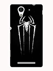 TREECASE Designer Printed Hard Back Case Cover For Sony Xperia C3