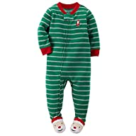 Carter's Baby Boys' 1-Piece Fleece Fo…