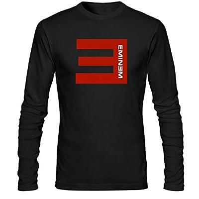 Mens Eminem logo Long Sleeve Shirt