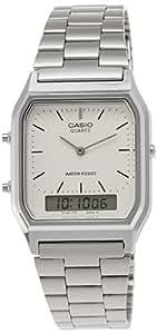Casio Collection Herren-Armbanduhr Analog / Digital Quarz AQ-230A-7DMQYES