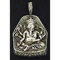 Ganesh Hindu Remover of Obstacles Amulet