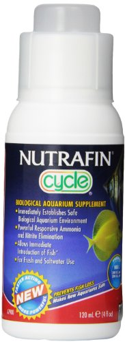 Nutrafin Cycle Biological Filter Supplement, 4-Ounce