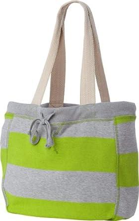 MV Sport Pro-Weave Beachcomber Bag. 3394 - One Size - Heather / Citrus