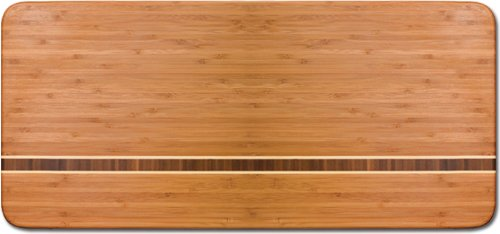 Totally Bamboo 13 by 6-Inch Aruba Cutting Board