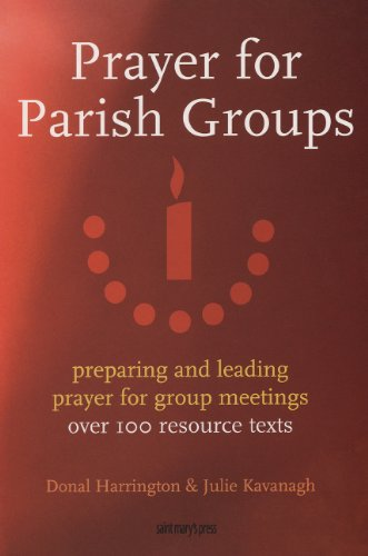 Prayer for Parish Groups Preparing and Leading Prayer for Group Meetings088489648X