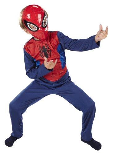 SpiderMan Animated Full Dress Up Costume