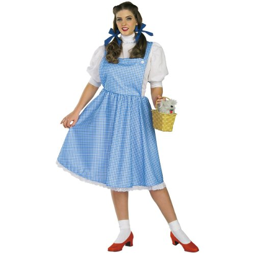 Wizard Of Oz Secret Wishes Women's Dorothy Costume