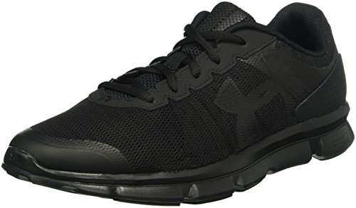 Under Armour Micro G Speed Swift - Scarpe Running Uomo, Nero (Black), 43 EU
