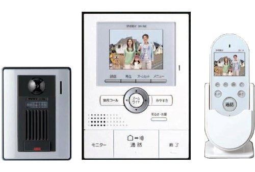 【Amazonの商品情報へ】アイホン カラーテレビドアホン ROCOワイドポータブル KE-77