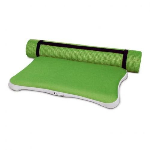 DreamGear 3 in 1 Essentials Kit for Nintendo Wii Fit - Green