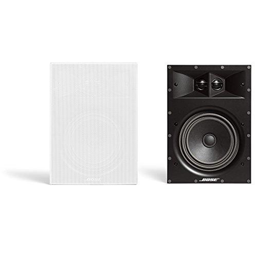 Bose ® Enceinte encastrable au mur Virtually Invisible® 891 Noir