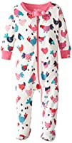 Hatley Baby-Girls' Footed Coverall He…
