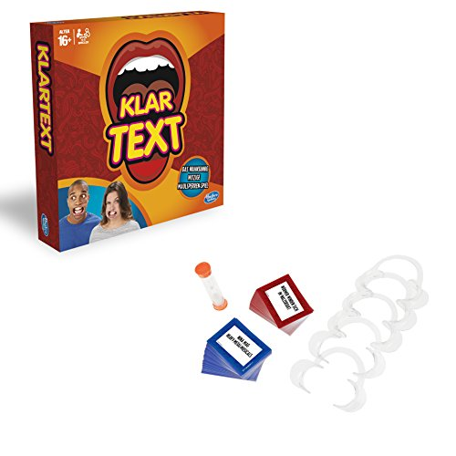 Hasbro Games C2018100 - Plain Text, Partyspiel