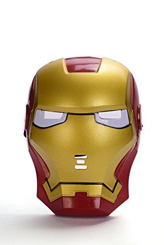 LED Light Eye Mask - Iron Man