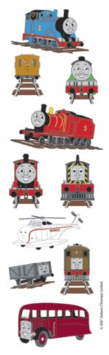 Thomas the Tank Slim Stickers Foam - 1