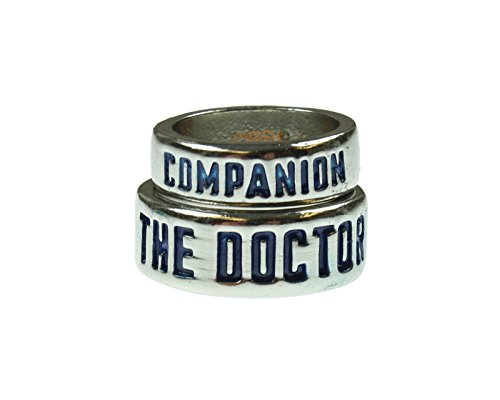 Doctor Who Rings Gift Set (7&10) (Dr Who Engagement Ring compare prices)
