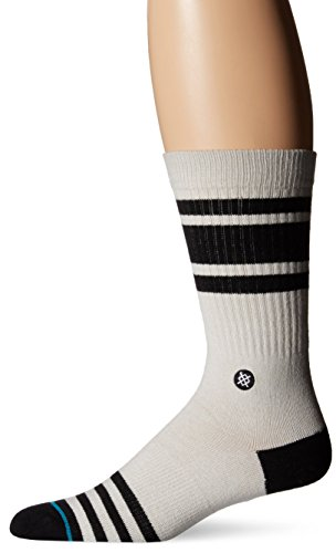 Stance Blotted Socks - Grey-L/XL