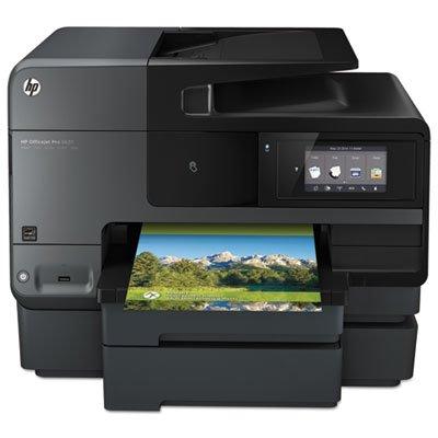 Officejet Pro 8630 e-All-in-One Inkjet Printer, Copy/Fax/Print/Scan