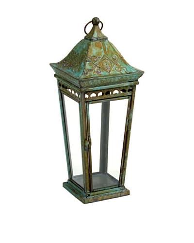 Skalny Square Tin Lantern